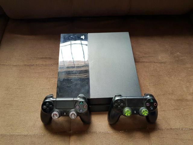 Playstation 4 - ps4 fat - 500 gb