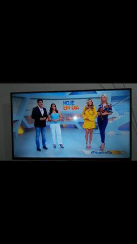Tv 55 polegadas, tcl, ultra hd, 4k.