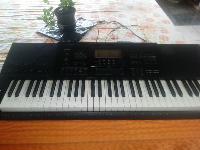 Vendo teclado casio ctk1200