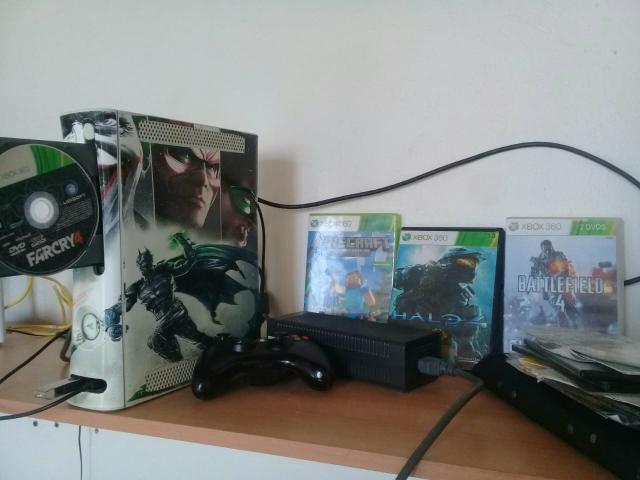 Xbox 360 (troco)