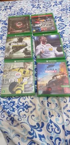 Xbox one jogos