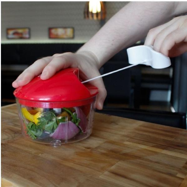 crank chop triturador de alimentos