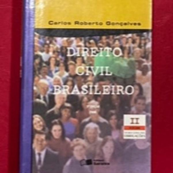 Direito civil brasileiro carlos roberto gonçalves 2a edicao