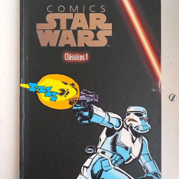 Graphic novel star wars classic - vol.1