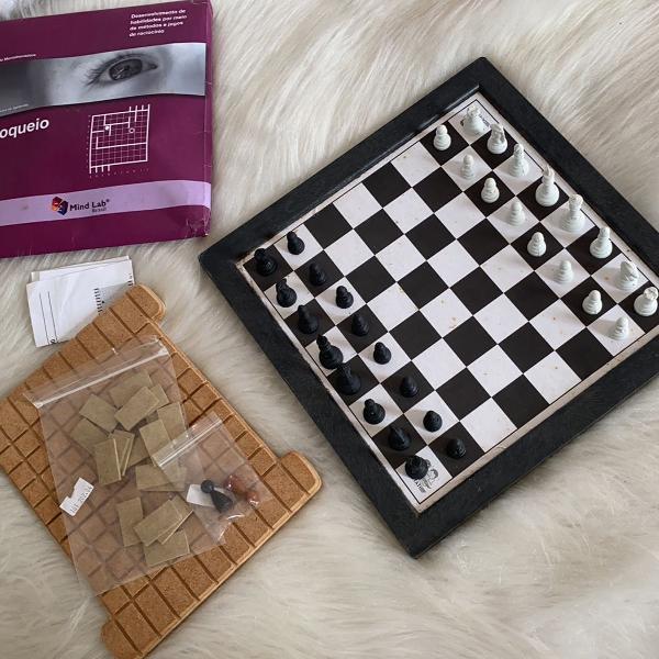 Kit jogos de tabuleiro