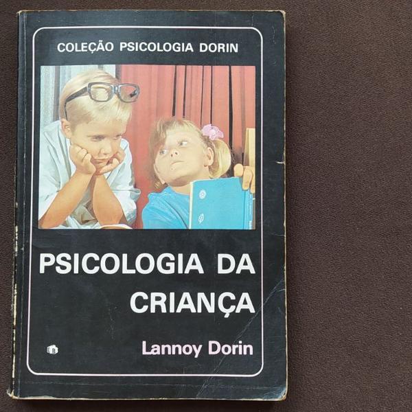 Livro psicologia da criança