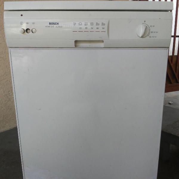Maquina de lavar louças bosch komfort klasse