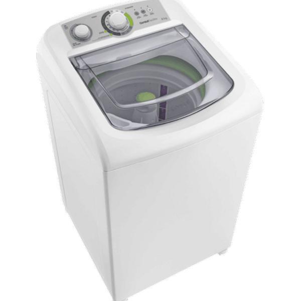 Máquina de lavar consul 8kg lavagem econômica 110v - usada