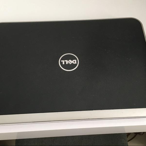 Notebook dell inspiron 7520-processador i7- 8gb raw usado
