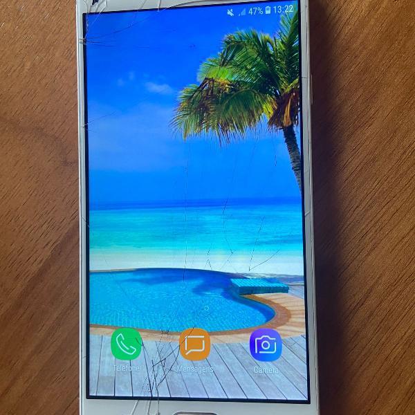 Samsung j7 prime dourado 32gb