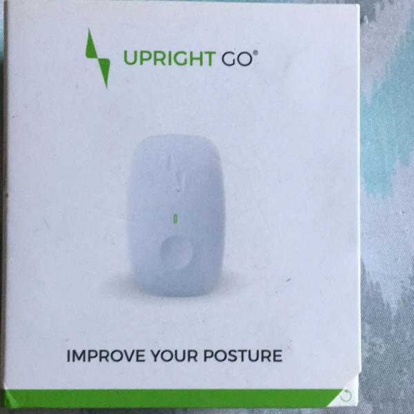 Upright go - assistente de postura