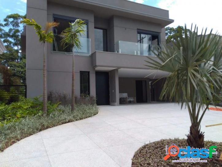 Casa de condomínio em santana de parnaíba - alpha conde residencial