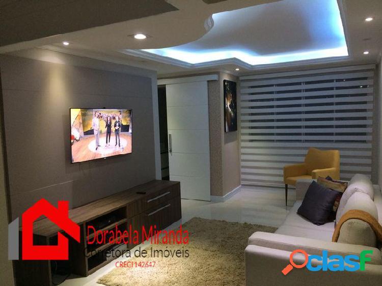 Apto 54 m² condomínio são simão na piraporinha zona sul capital sp