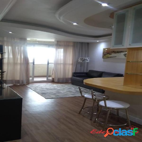 Alugue apartamento mobiliado e pronto para morar em alphaville