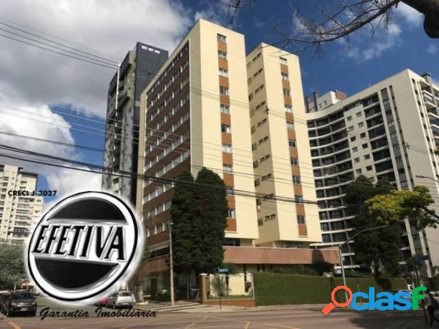 Apartamento com 3 dormitórios - bairro vila izabel - curitiba-pr