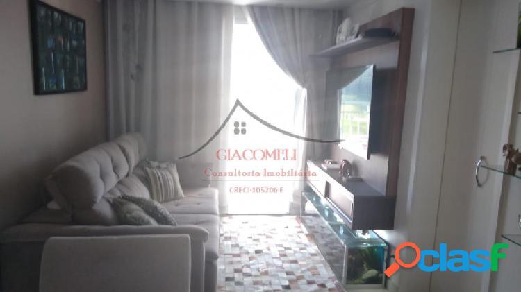 Apartamento no condomínio mix aricanduva i - jardim santa terezinha