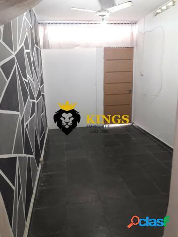 Casa - um dormitório c/ garagem - embaré
