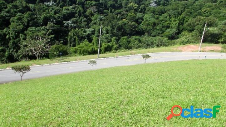 Oportunidade: terreno sem vizinho de frente em alphaville sp