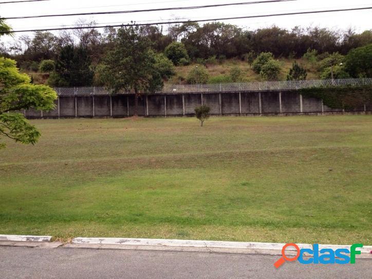 Terreno à venda no residencial 9 em alphaville são paulo