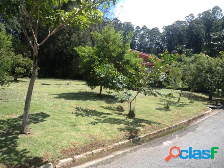 Terreno no Residencial Tamboré 1 - Ótima localização: 1670m² 2