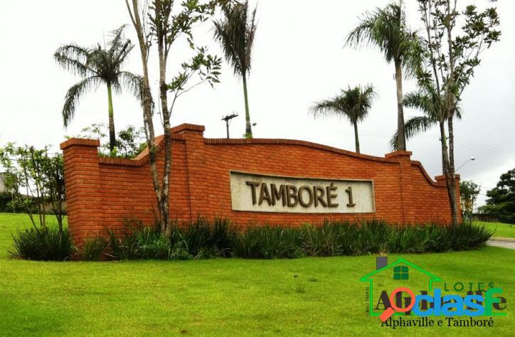 Terreno no Residencial Tamboré 1 - Ótima localização: 1670m² 3