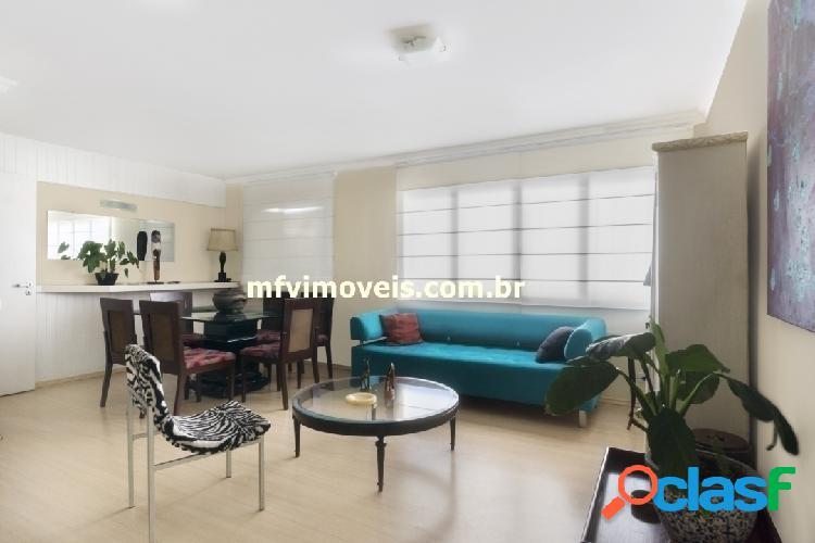 Apartamento reformado à venda, aluguel na alameda itu - jardim paulista