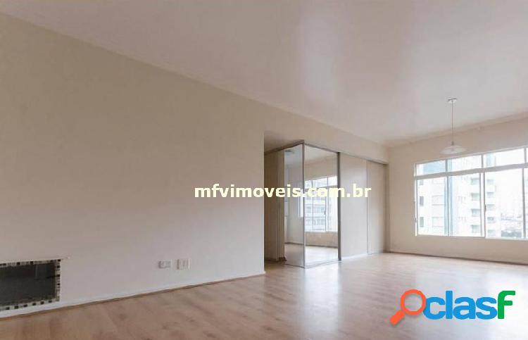 Apartamento amplo 2 quartos à venda na av. brigadeiro luís antônio