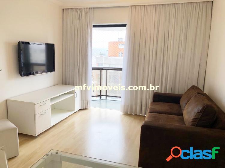 Apartamento mobiliado 1 quarto para aluguel na al. jaú - jardim paulista