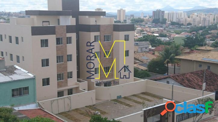 Apartamento com 2 dormitórios à venda - são joão batista - belo horizonte/mg