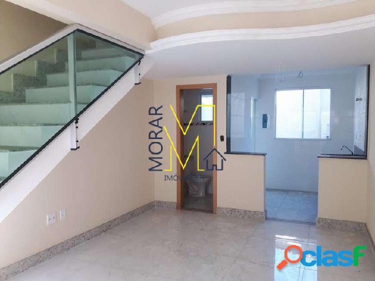 Casa com 2 dormitórios à venda - santa branca - belo horizonte/mg