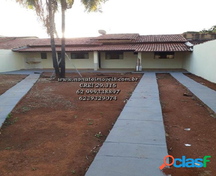 Casa no residêncial santa fé proxímo ao jardins mônaco r$ 220.000,00