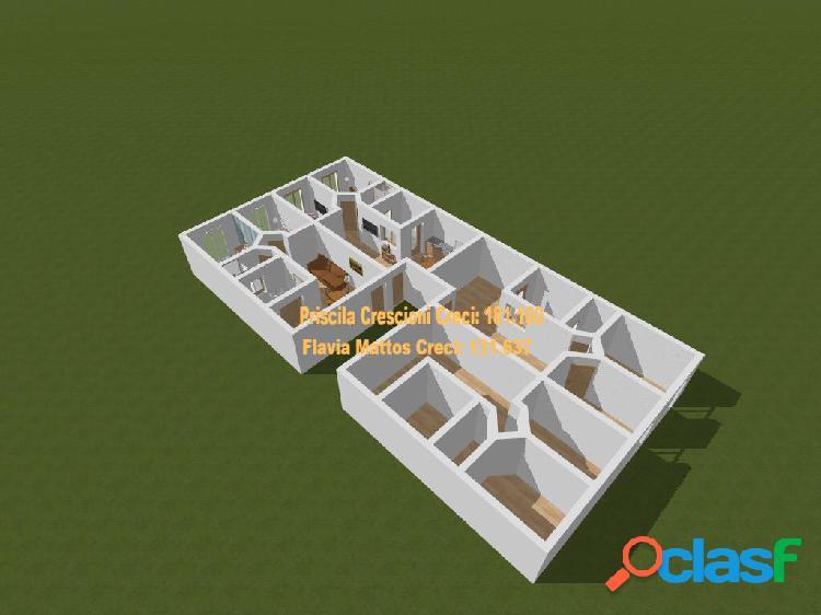 Apartamento na vila homero thon - em obras