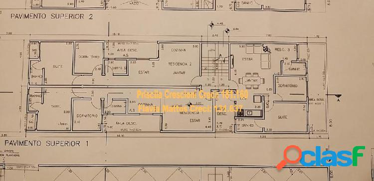 Apartamento sem condomínio na vila alice - em obra