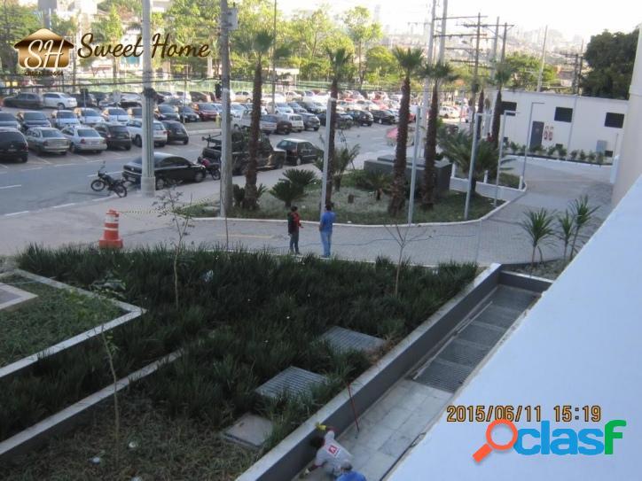 Laje Corporativa para locação com 432 m²,em Alphaville 3