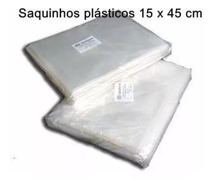 Saquinhos plásticos p/