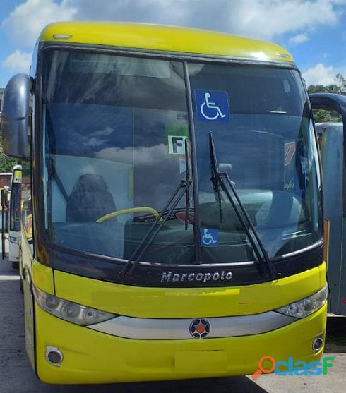 Ônibus rodoviario marcopolo g7 1200 mb c/ ar e wc ano 09/10