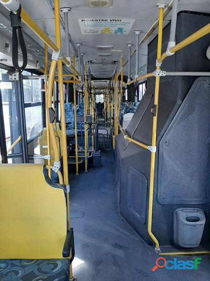 Ônibus Urbano Bi Articulado Volvo B12 Caio Top Buss Ano 2010 3