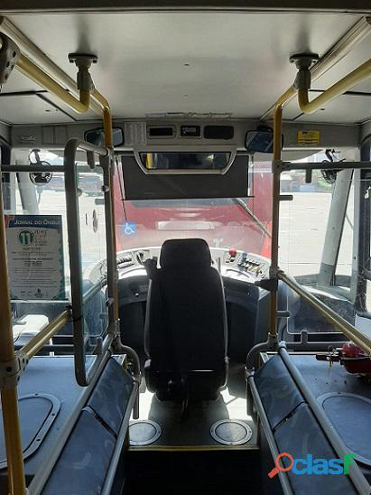 Ônibus Urbano Bi Articulado Volvo B12 Caio Top Buss Ano 2010 4