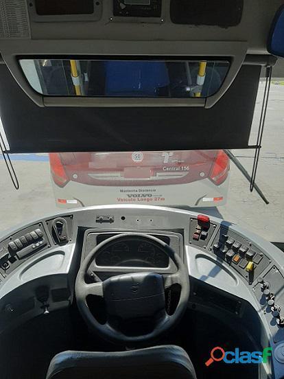 Ônibus Urbano Bi Articulado Volvo B12 Caio Top Buss Ano 2010 5
