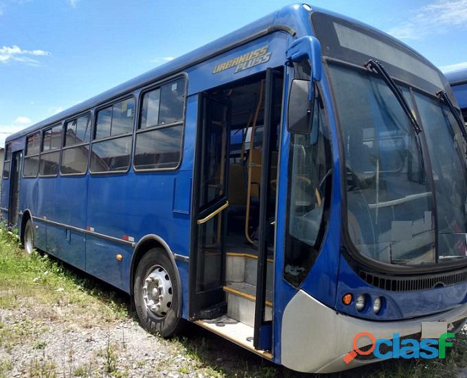 Onibus urbano busscar volks 17 230 43 lugares ano 2006