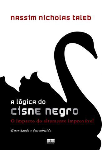 A lógica do cisne negro, nassim nicholas taleb