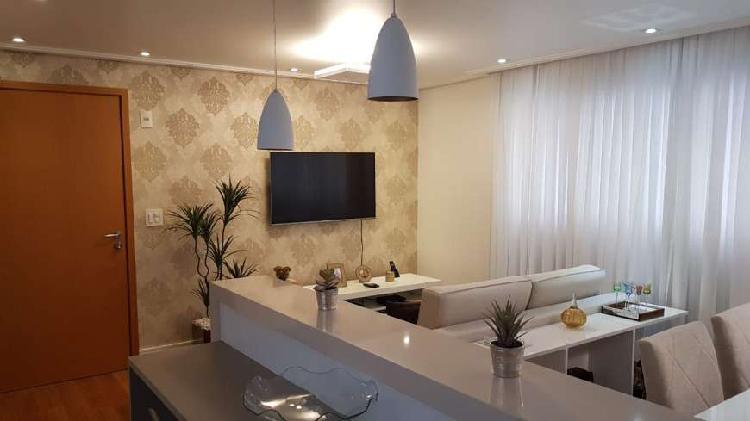 Apartamento a venda porteira fechada - 85 m² - 3 dorms (1