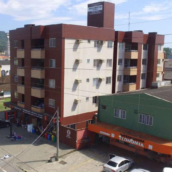 Apartamento residencial em joinville - sc, iririú
