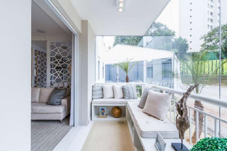 Apartamento alto padrão para venda em morumbi são paulo-sp