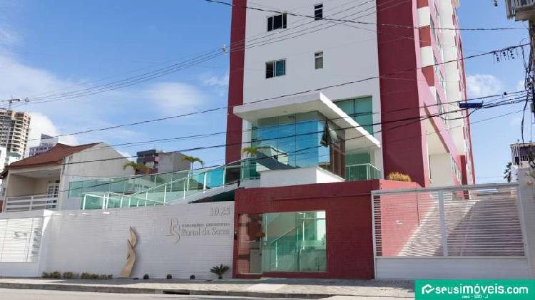 Apartamento cobertura com 4 suítes à venda, 287 m² por r$