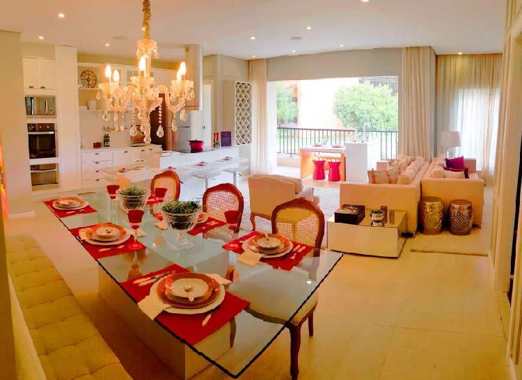 Apartamento a venda 3 dormitórios 110m² em alphaville