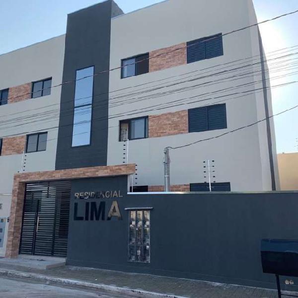 Apartamento com 60 metros quadrados com 2 quartos, sala e