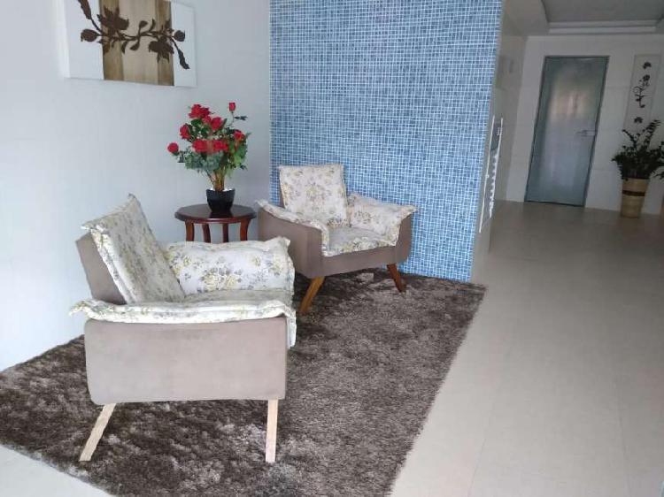 Apartamento para aluguel com 70 metros quadrados com 2