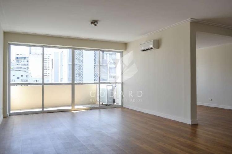 Apartamento para aluguel e venda com 165 metros quadrados