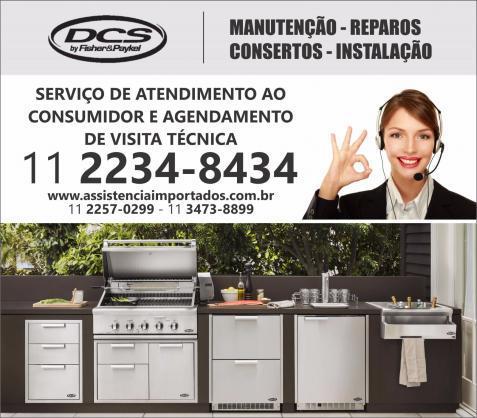 Assistência técnica dcs eletrodomesticos importado